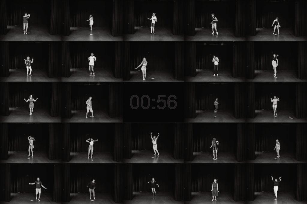 Variations Tanz Bild Foto Kunst
